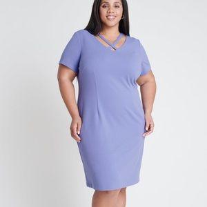 NWOT Plus Size Cocktail Dress